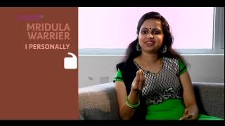 I Personally - Mridula Warrier - Part 1