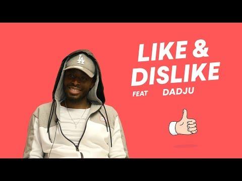 Dadju - Like & Dislike Avec Akon & Abou Tall