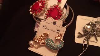 Jewelry haul Brooches JTV and more
