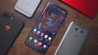 5 BEST & WORST things about the Samsung Galaxy S8 and S8+