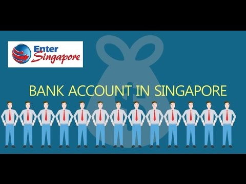 Apply Online for Global Bank Account in Singapore | Personal Wealth Management
