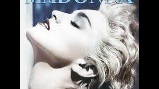 True Blue - Madonna con testo e traduzione