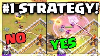 TOP ELITE CLAN WAR Strategy for Clash of Clans War Leagues!