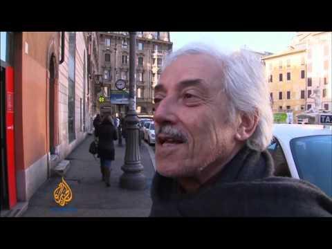 Italian Prime Minister Enrico Letta resigns