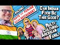 Adoptive American Family w/ Indian Daughter Taste Test REACT Challenge Video // Food from India Vlog