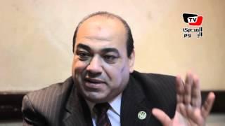انتخابات «نقيب المحامين»| إبراهيم إلياس: «هناك حرب شائعات ضدي»