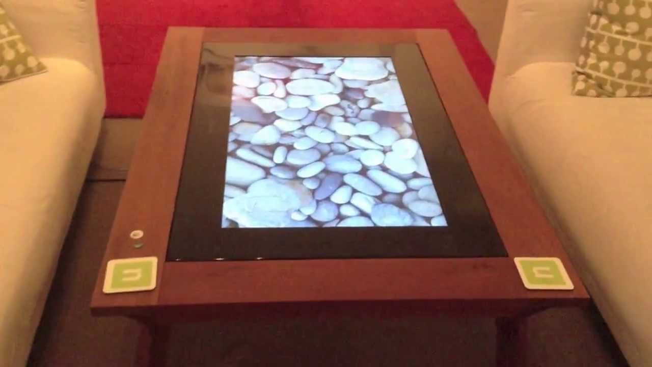 Digital Coffee Table