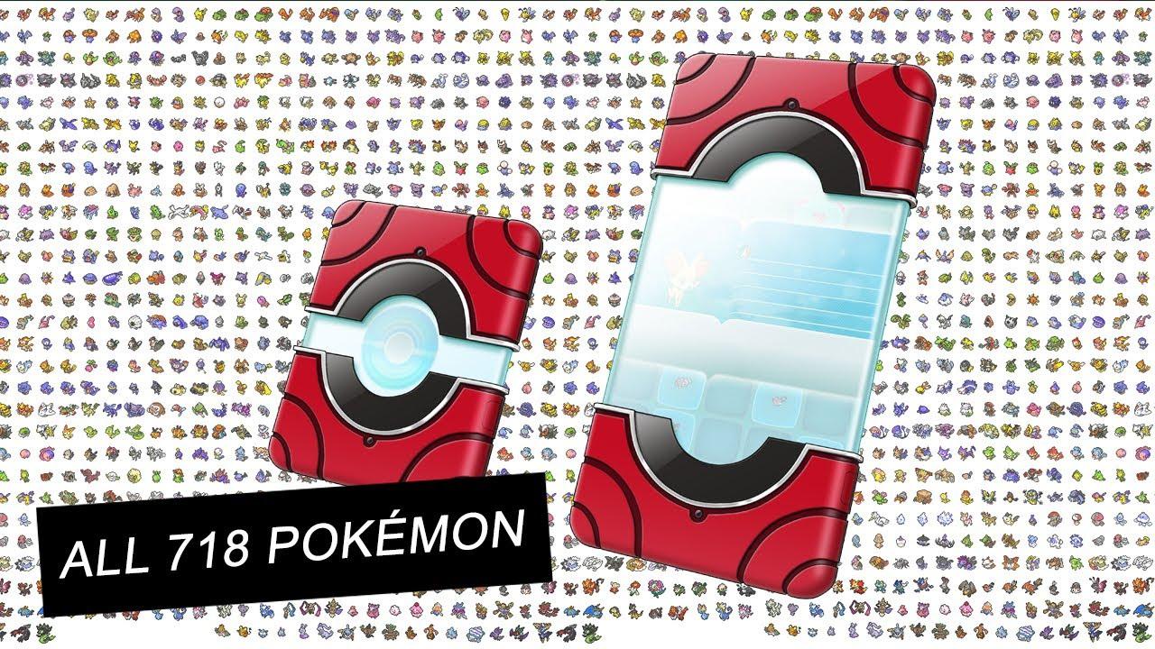 all 718 shiny pokemon - photo #17