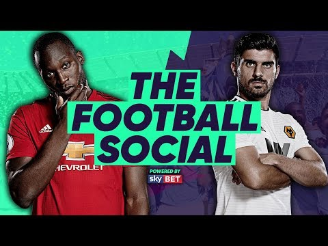 The Biggest UNDERDOGS In The Premier League Are... | Manchester United 1-1 Wolves #TheFootballSocial