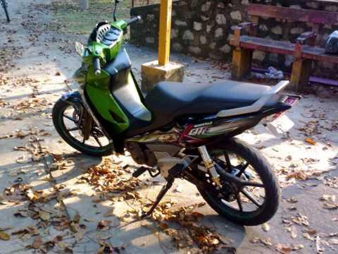 Modenas Xcite Kawasaki Kaze Zx 130 3 Youtube