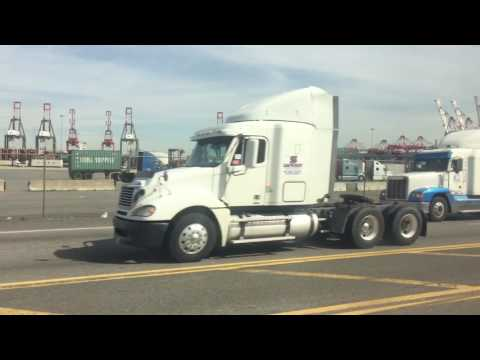 USA Port Newark New Jersey