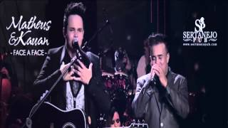 Matheus e Kauan - To Melhor Solteiro (Face a Face DVD 2015 Ao vivo em Brasilia)