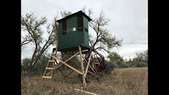 Elevated Deer Blinds On Craigslist | Deer Feeder Supply