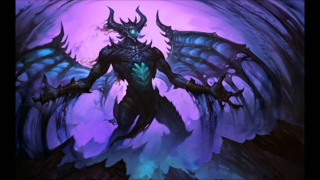 Anime Dark Angel Wallpaper Breaking Benjamin Lights Out Demon Voice Youtube
