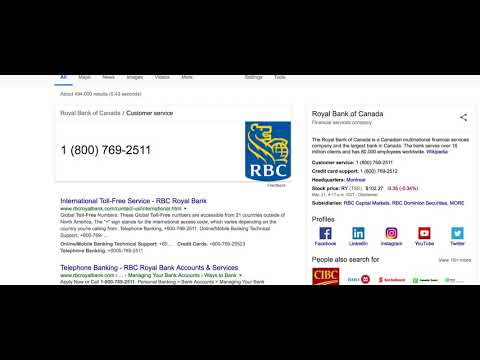 SCAM ALERT - BEWARE OF RBC SCAM E-MAILS (Example Provided)