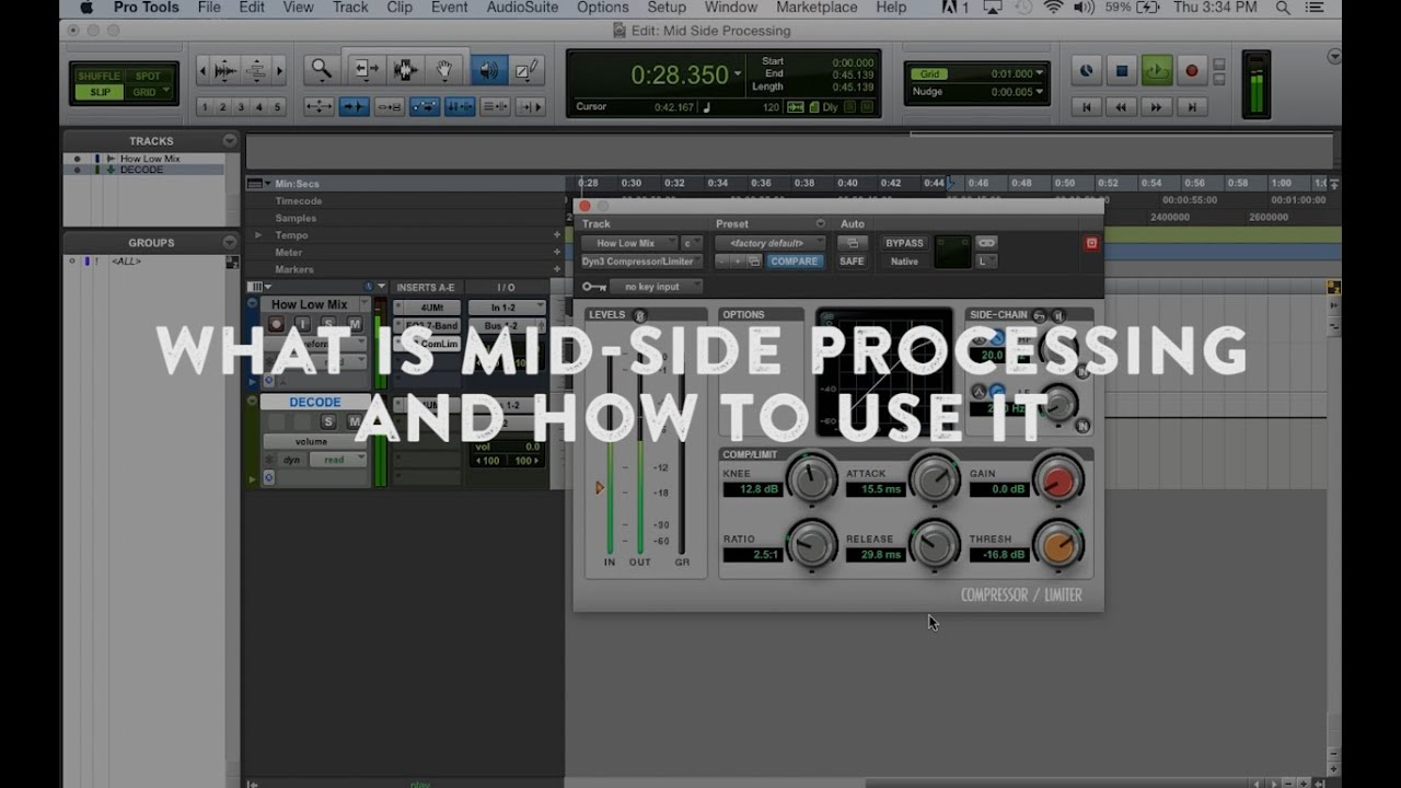 What is Mid-Side Processing and How To Use It | Recording Tricks