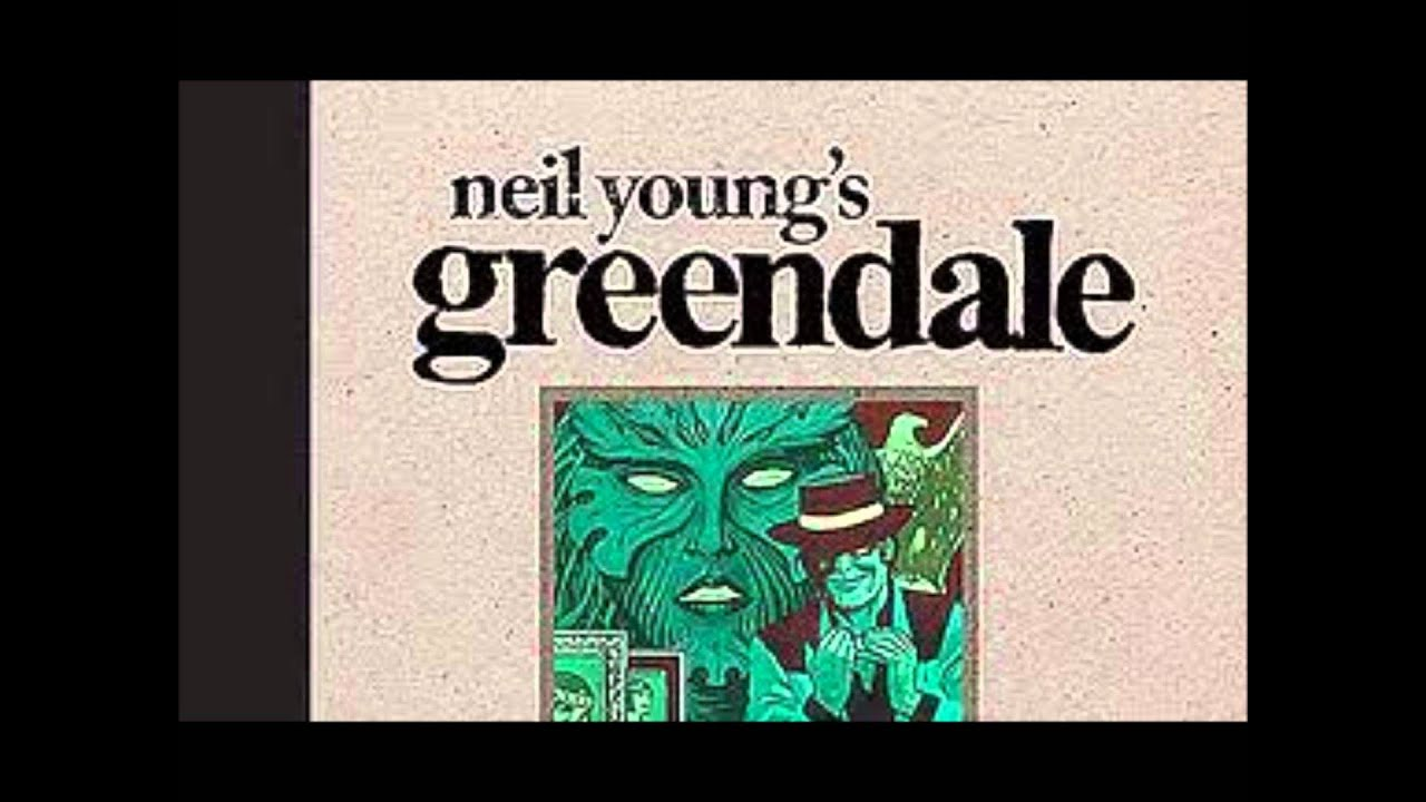 Neil Young - Leave The Driving ( Greendale) - YouTube