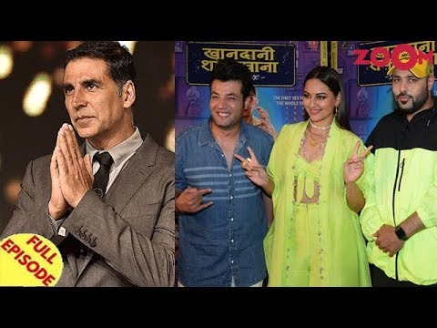 Akshay REACTS to Mission Mangal poster | Badshah, Sonakshi & Varun on their sex education source