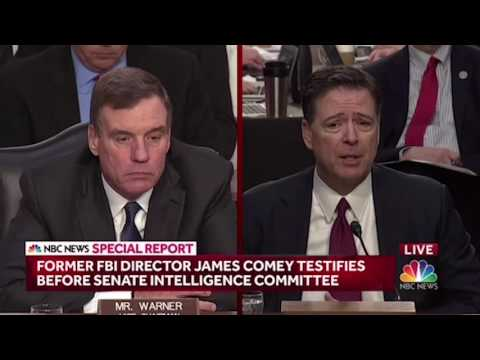 James Comey calls out Trump's lies