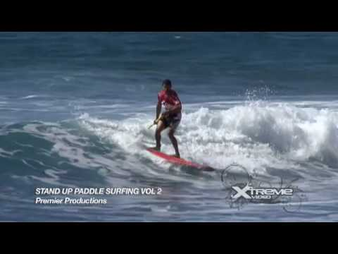 STAND UP PADDLE SURFING - HAWAIIAN STYLE- VOLUME 2