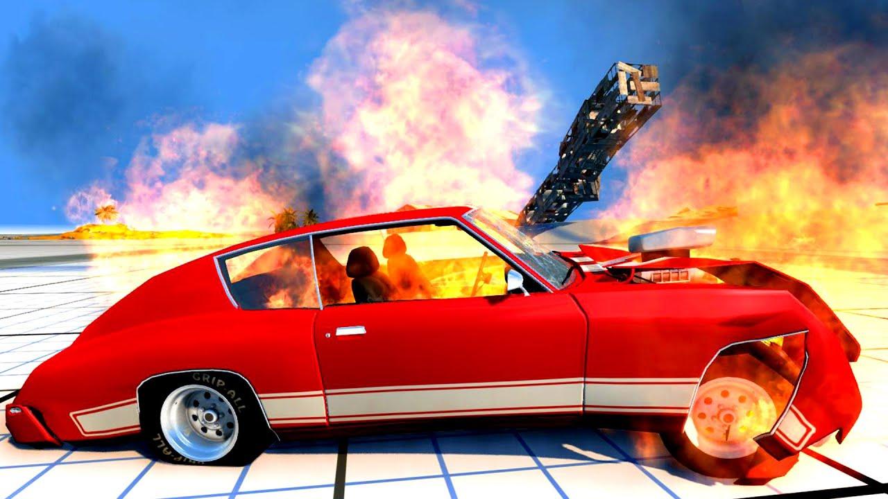 Sports Vehicle Car Crash Compilation