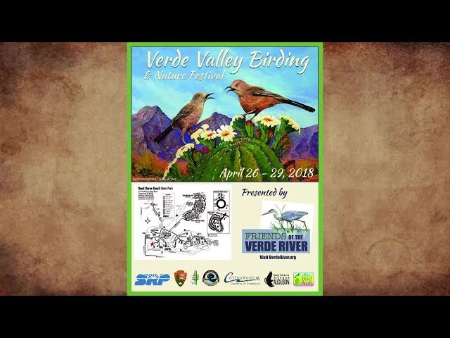 Rediscover the Verde Valley - April 2018 Friends of the Verde River