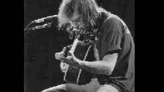 Neil Young - No More (acoustic 1989).