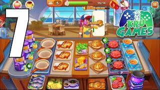 Cooking Madness - A Chef's Restaurant Games Gameplay Walkthrough #7 (Android, IOS) screenshot 3