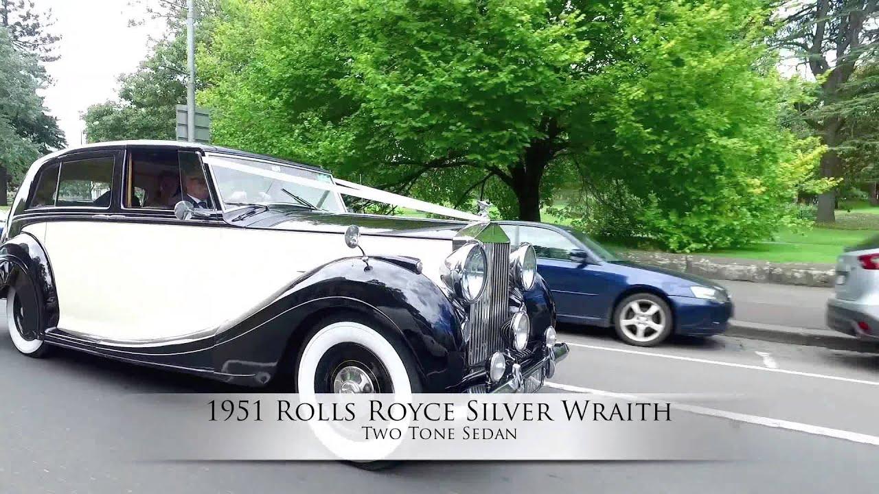 Rolls Royce Wedding Car Hire Melbourne Weddings Youtube