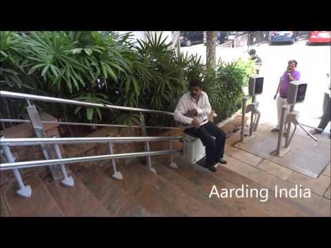 Installation at Chinnaswamy Cricket Stadium, Bangalore. Ph : 9844877773