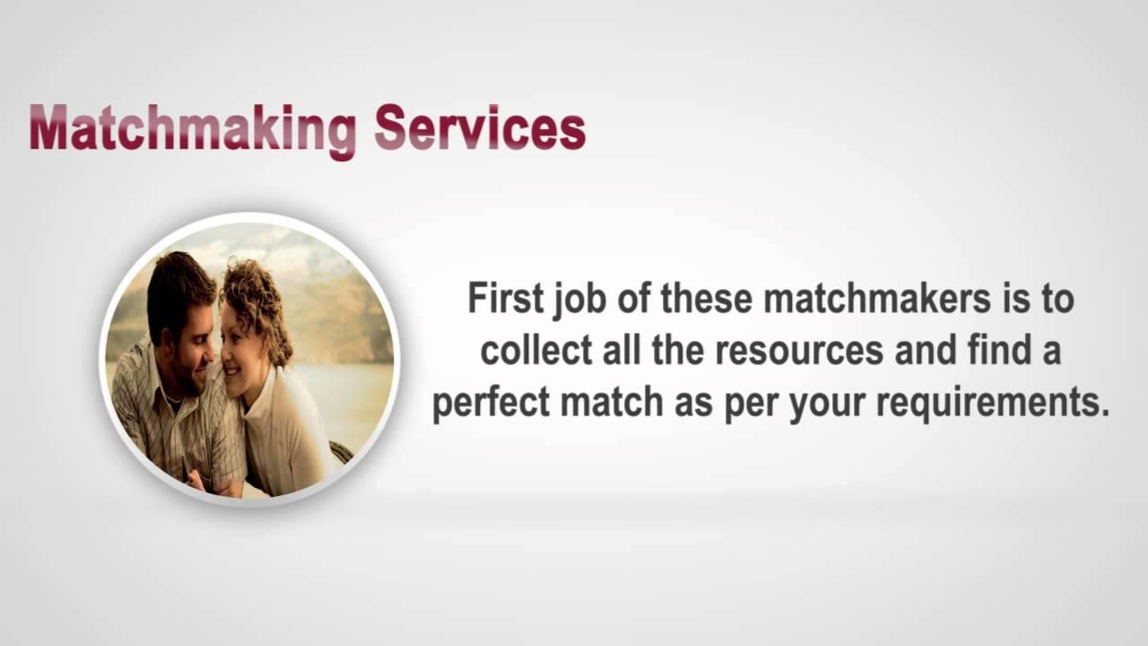 Matchmaking jobs nyc