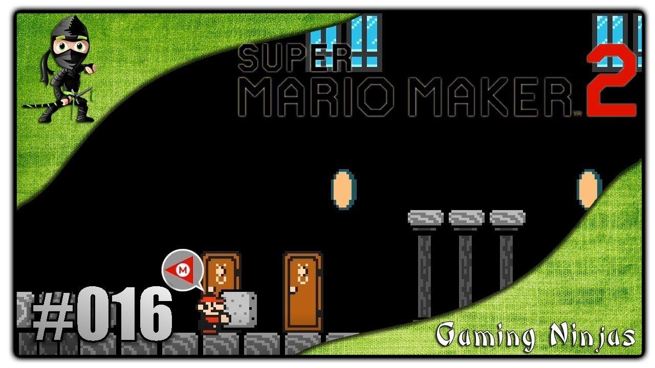 Nicht ohne meinen Stein 🔧 Super Mario Maker 2 #016