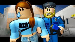 THE LAST GUESTS' WIFE MOVES TO A SECRET PRISON! ( A Roblox Jailbreak Story)
