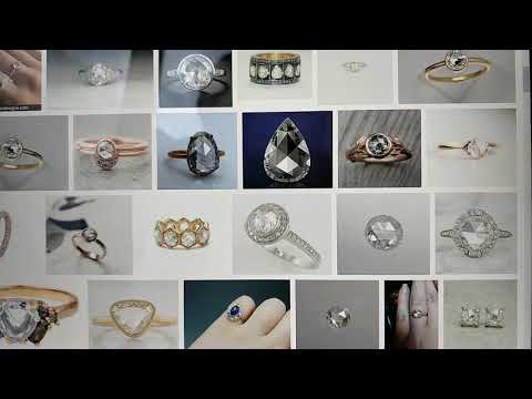 Rose Cut Diamonds, How To Buy, Know Quality And Price