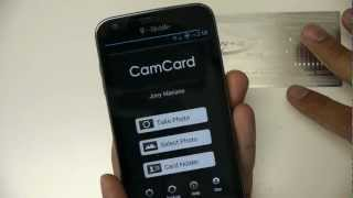 CamCard Review
