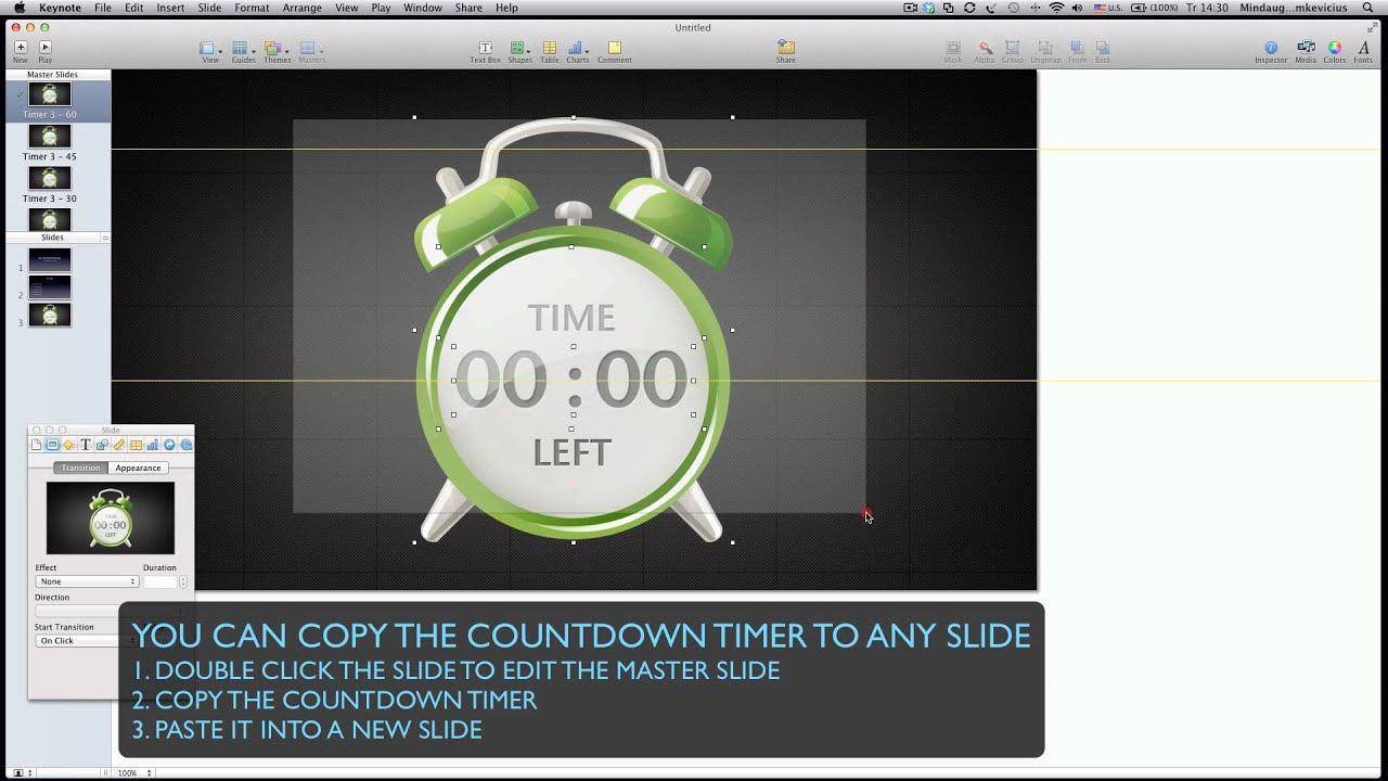 countdown clock for powerpoint presentation juve cenitdelacabrera co