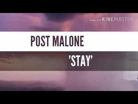 Post Malone - STAY (LYRICS & SUBTITULOS)