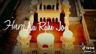 Mehfil Me Teri Ham Na Rahe Whatsapp Status Ringtone Download 2020