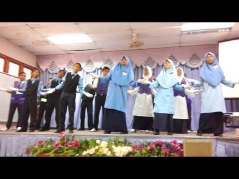 Persembahan Hari Guru Murid2 SKPK SELANGOR