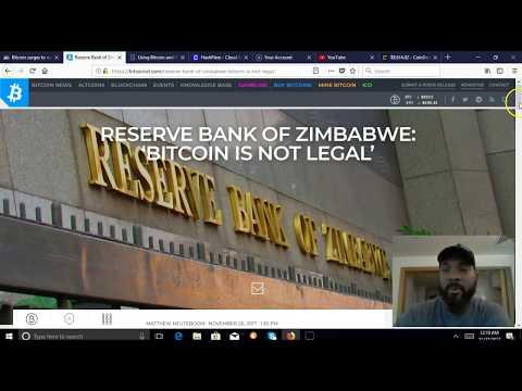 BTC Hits $9,600 Zimbabwe & Morocco Ban BTC Bitconnect Volitility Circut Breaker