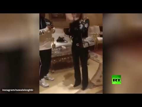 النجمة اللبنانية تسقط أرضا في السعودية  - نشر قبل 4 ساعة