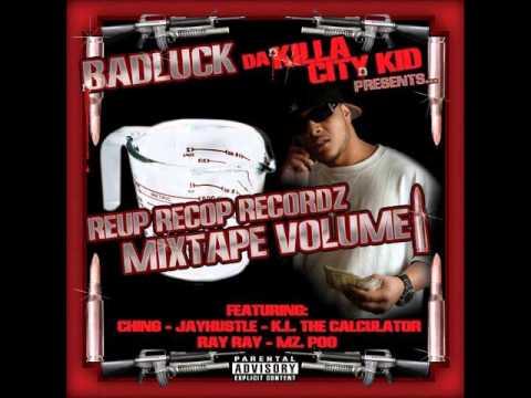 BADLUCK DA KILLA CITY KID feat BLACK AZZ-I NEVER SWITCH