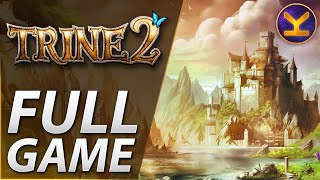 Trine 2 + Goblin Menace - COMPLETE Walkthrough - Gameplay