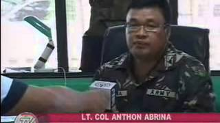 TV Patrol Northern Mindanao - January 26, 2015