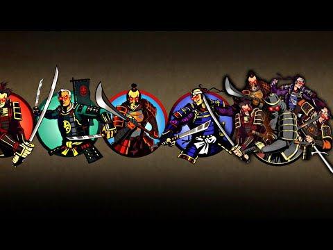 Shadow Fight 2 Vs Legendary Shogun And Super Bodyguards