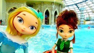 Видео для девочек про Сказочный патруль. Подводный замок