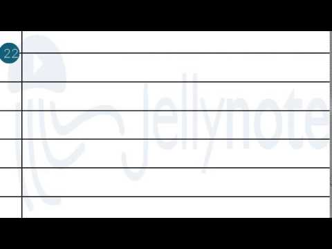 Guitar unravel guitar tabs : Schmetterling - OST - Tokyo Ghoul [Guitar tabs] Jellynote - YouTube