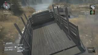 MudRunner a Spintires game