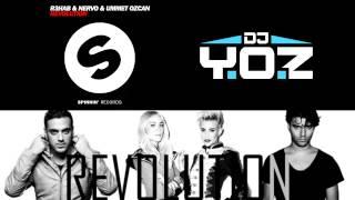 R3hab & NERVO & Ummet Ozcan - Revolution (DJ Y.O.Z. Remix) FREE TRACK