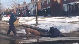 Dog VICIOUSLY Attacks MAILMAN